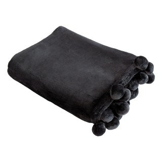 Link to Super Soft Plush Pom Pom Throw Similar Items in Blankets & Throws