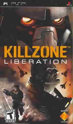 PSP - Killzone: Liberation