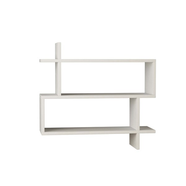 Innovative Wall Shelves: Shop Westcott Modern Wall Shelf 27.5'' X 26'' X 8.5