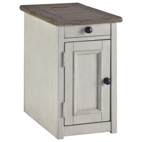 Bolanburg Casual Chair Side End Table Two-tone
