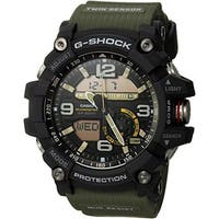 Casio G-Shock  Master of G Mudmaster Sports Men's Watch (Army Green)