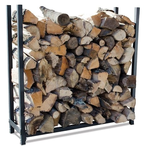 4ft Premium Log Rack