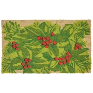 "Liora Manne Holiday Leaves Rug (1'6"" x 2'6"")"