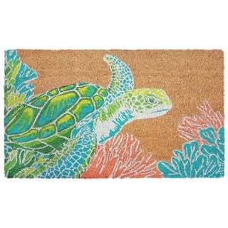 "Sea Giant Coir Door Mat (1'6"" x 2'6"")"