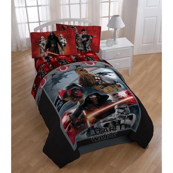 Star Wars Battle Front Reversible Twin Comforter