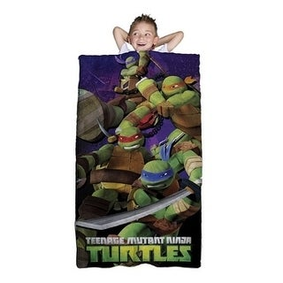 Nickelodeon Teenage Mutant Ninja Turtles Slumber Bag