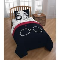 Harry Potter Always Reversible Oversized Twin Comforter