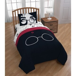 Harry Potter Always Reversible Oversized Twin Comforter