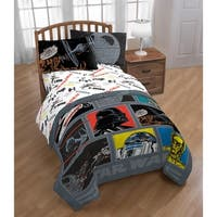 Star Wars Classic Death Star Reversible Oversized Twin Comforter