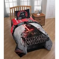Star Wars Ep7 Rule Galaxy Reversible Oversized Twin Comforter