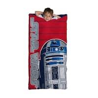 Star Wars R2D2 Slumber Bag, Bonus Backpack with Straps