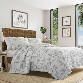 Tommy Bahama Brolly Beach Quilt Set