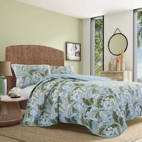 Tommy Bahama Key Largo Place Quilt Set