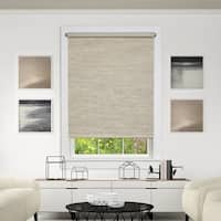 Cords Free Privacy Jute Shade Natural
