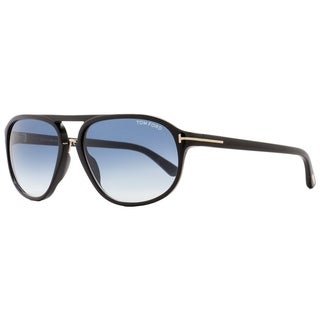 Tom Ford TF447 Jacob 01P Mens Black/Gold 60 mm Sunglasses