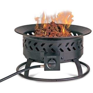 LP Gas Portable Outdoor Fire Pit