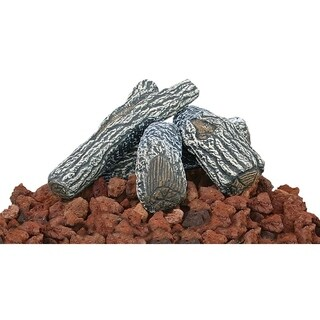 Lava Rock and Log Kit