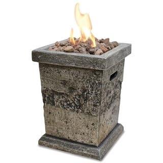 LP Gas Outdoor Fire Column - Small