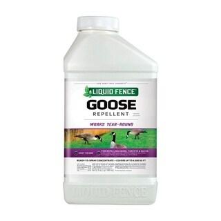 Liquid Fence For Geese Animal Repellent Liquid 32 oz.