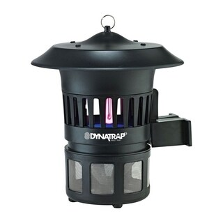 Dynatrap Flying Insect Trap 1/2 acre For Mosquitoes, Moths, Flying Insects, Wasps, Moths