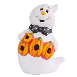 "5"" Lighted Ghost Halloween Decor"