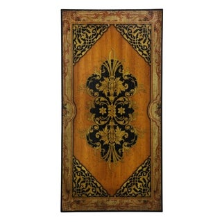 StyleCraft Chinese Traditional Panel Hand Painted Wall Art