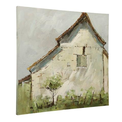 Vintage Farmhouse Canvas Wall Art