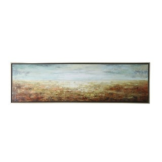 StyleCraft Sunrise At The Shore Print Stretched Canvas Wall Art