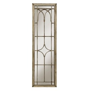Entry Gate Mirror Panel Wall Decor