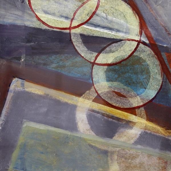 shop contemporary geometrics stretched canvas wall art high gloss