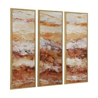 Amber Framed Wall Art (Set of 3) - Multi