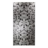 Damask Hand painted Canvas Wall Art