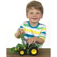 John Deere Tractor & Transporter