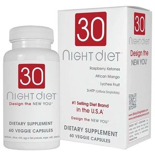 Creative Bioscience 30 Night Diet (60 Veggie Capsules)