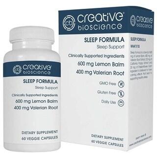 Creative Bioscience Sleep Formula (60 Veggie Capsules)