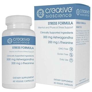 Creative Bioscience Stress Formula (60 Veggie Capsules)