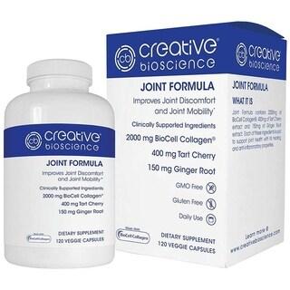 Creative Bioscience Joint Formula (120 Veggie Capsules)