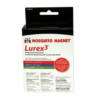 Mosquito Magnet Lurex3 Biting Insect Attractant Lactic Acid For Mosquitoes  | Overstock com Shopping - The Best Deals on Pest Control