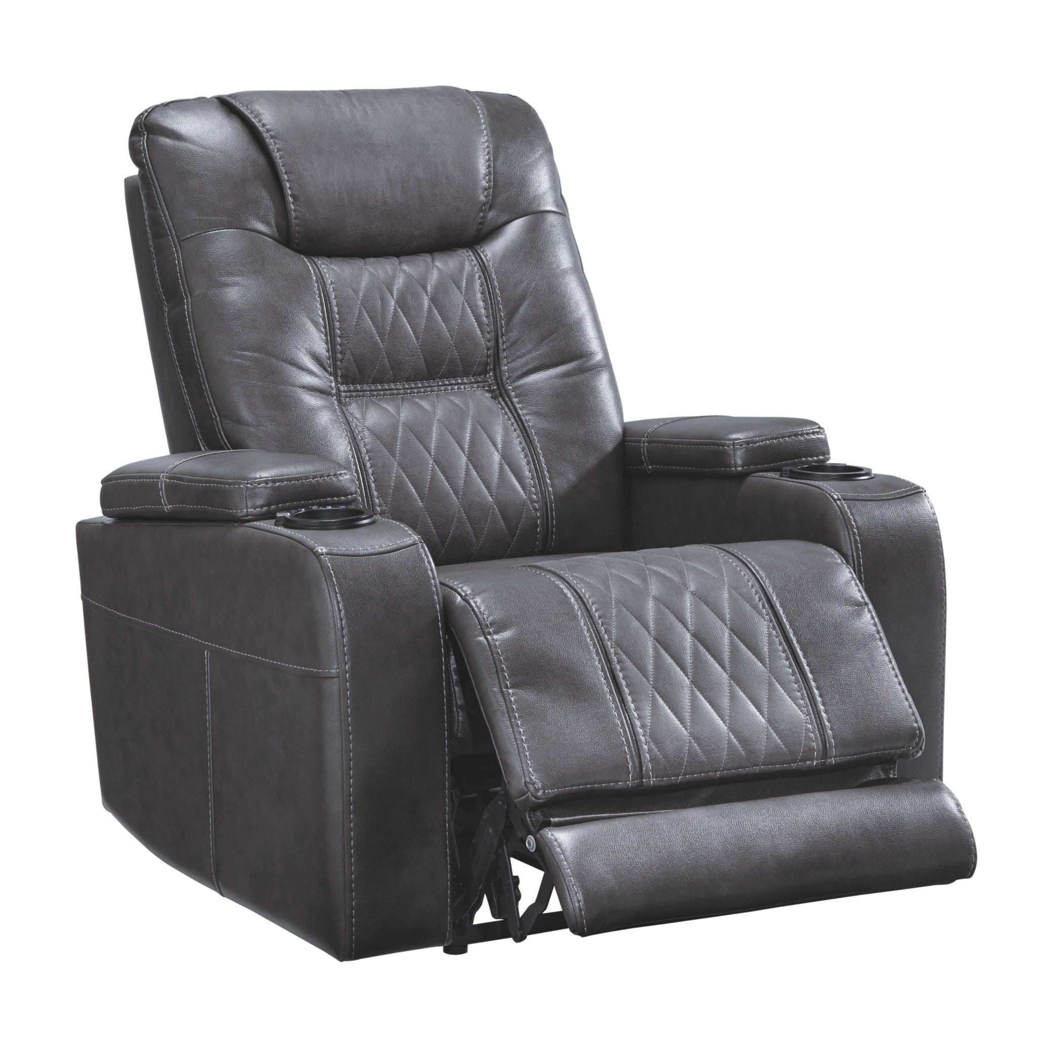 Ashley Gray Composer Recliner W