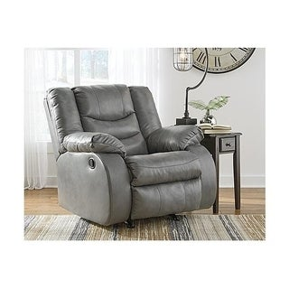 Signature Design by Ashley Iron Neverfield Rocker Recliner