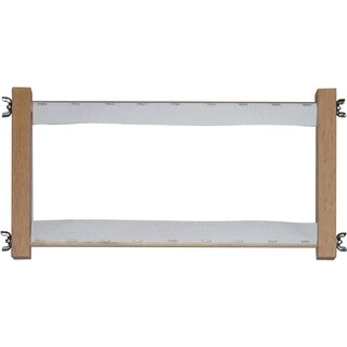 "E-Z Stitch Value Hardwood Scroll Frame 10""X24"""