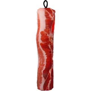 """Scoochzilla 13"""" Barbaras Bacon Dog Toy"""