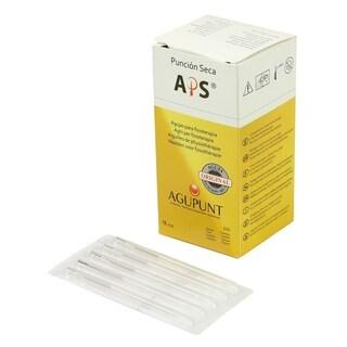 APS Dry Needling Needle 030 x 40mm White Tip (Box of 100)