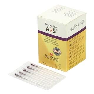 APS Dry Needling, 0.20 x 30mm Red-Purple Tip, 100/Box