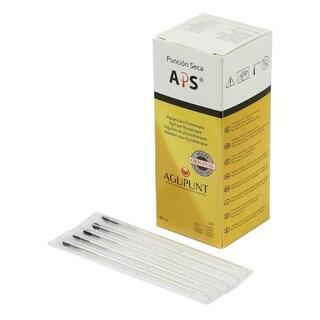 APS Dry Needling Needle 030 x 75mm Black Tip (Box of 100)