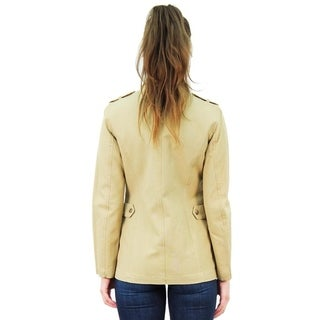Women's Four Pocket Jacket (4 options available)
