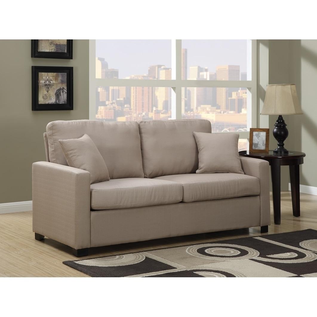 Porch Den Abbott Sofa With Pillows