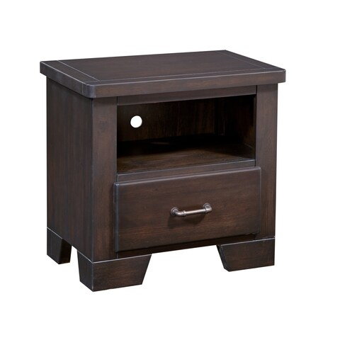 Brockton 1-drawer Nightstand by Greyson Living
