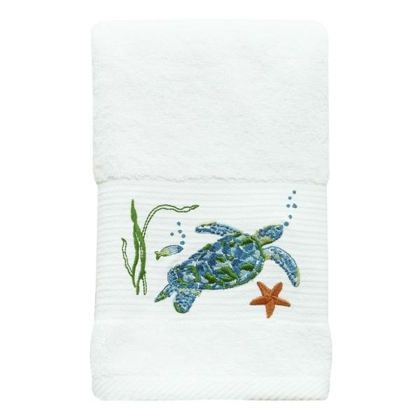 Sea Life Turtle Wave Rug2 Bath Mat: Shop Sea Life Serenade Towels By Bacova