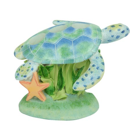 Sea Life Serenade Bath accessories by Bacova - White